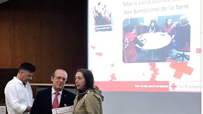 Jornada del voluntario de Cruz Roja