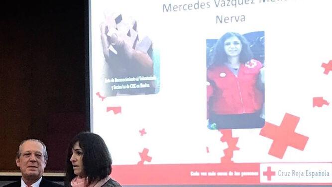 Mercedes Vázquez, Francisco Javier López y Manuel Márquez.