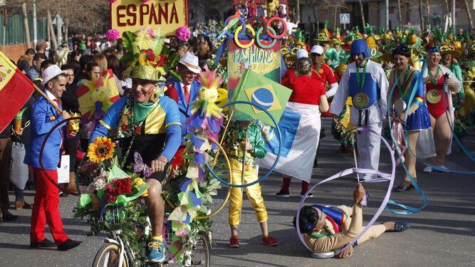 Isla Cristina celebra sus 50 años