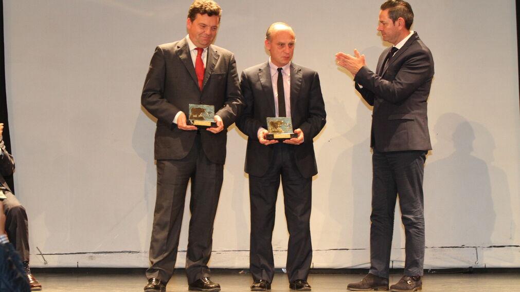 La entrega de los Premios Taurinos de  San Juan Del Puerto, en imágenes