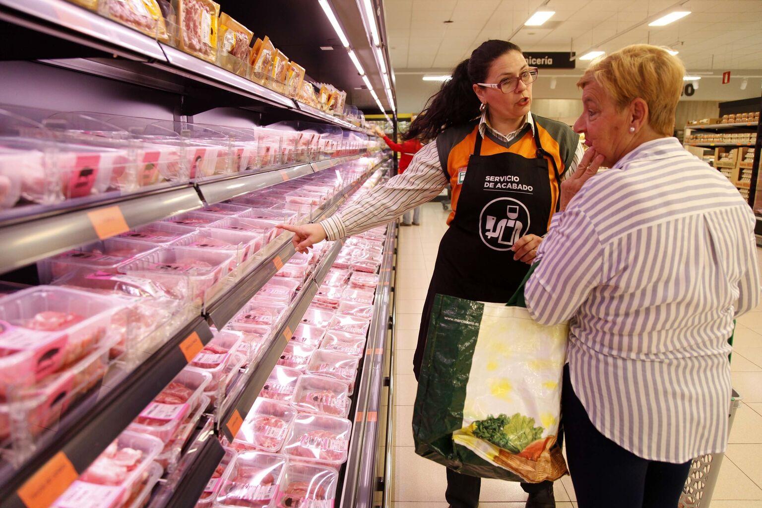 Ayamonte Marca El Nuevo Modelo De Tienda Eficiente De Mercadona