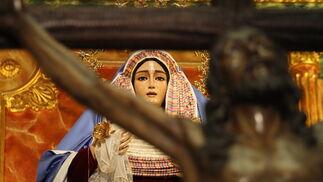 EL besamanos del Cristo de La Expiración, en imágenes