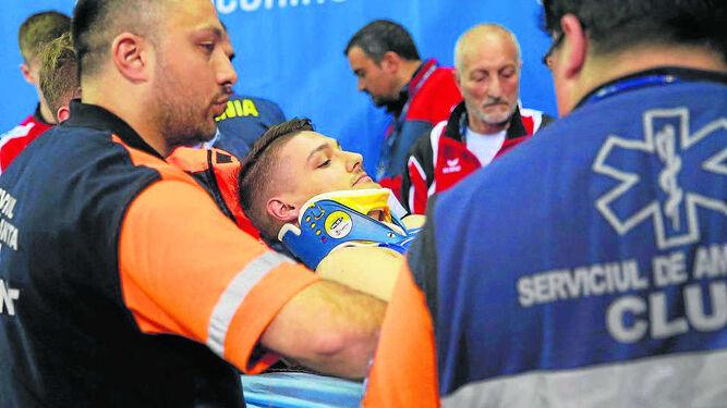Hingis, más de 20 años en las pistas Gimnasta, una profesión de alto riesgo