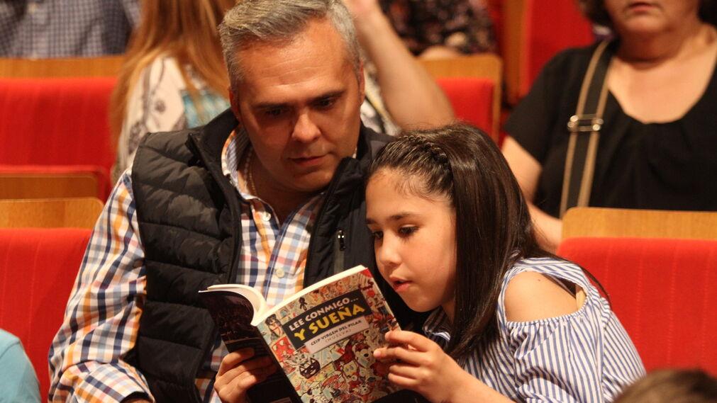 Pábilo Editorial presenta el primer libro 'Lee conmigo... Y sueña