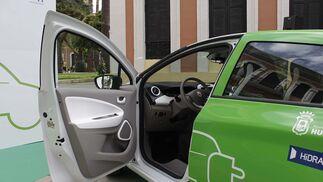 Vehículos eléctricos en Casa Colón