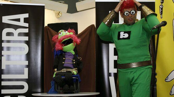 Superhéroes al alcance de todos
