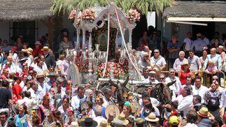 Presentación de la Hermandad de Huelva.