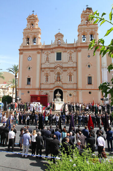 Procesión del Corpus Christi en imágenes.