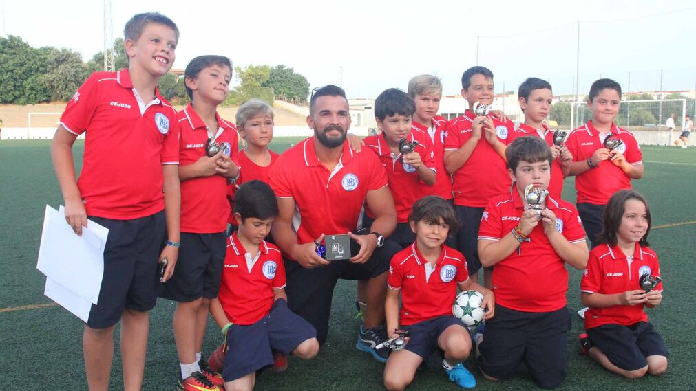 Entrega de premios del CD Huelva Balompié