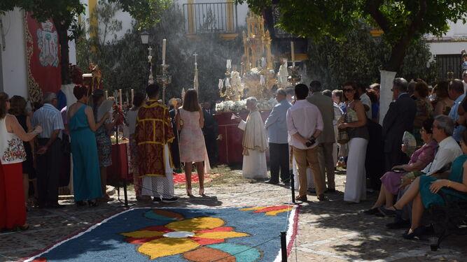 Hinojos mantiene sus tradiciones