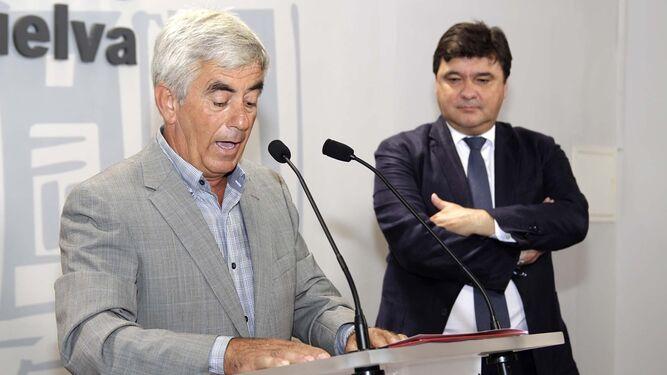 Alberto Garrocho y Gabriel Cruz.