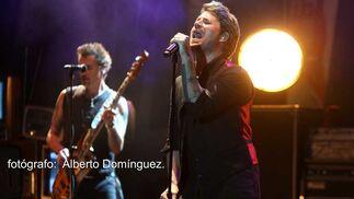 Imágenes del concierto de Dani Martín en el Foro Iberoamericano de la Rábida.