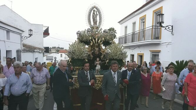 La provincia celebra el Día de la Virgen