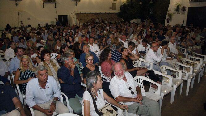 Javier Perianes provocó el largo aplauso del respetable.