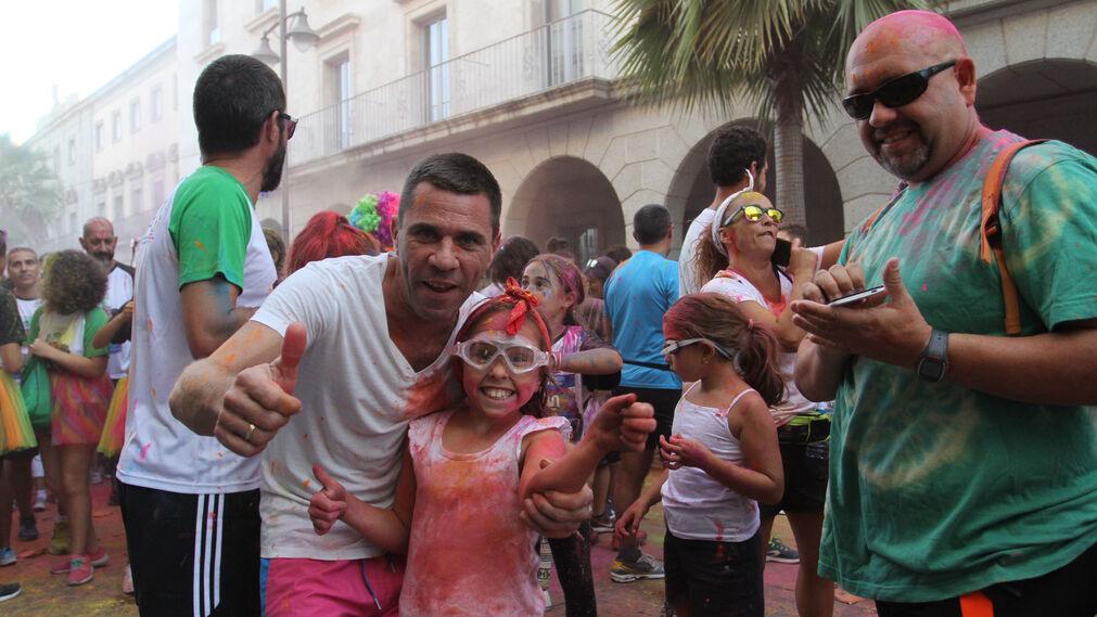 Music Colour run en Huelva