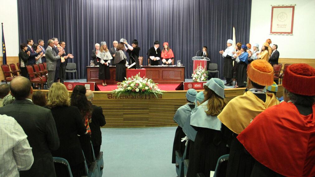 Acto Solemne de apertura del curso universitario