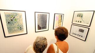 Exposición 'Frases que habitan en el olvido. Expresiones surgidas desde el interior del Alzheimer'.