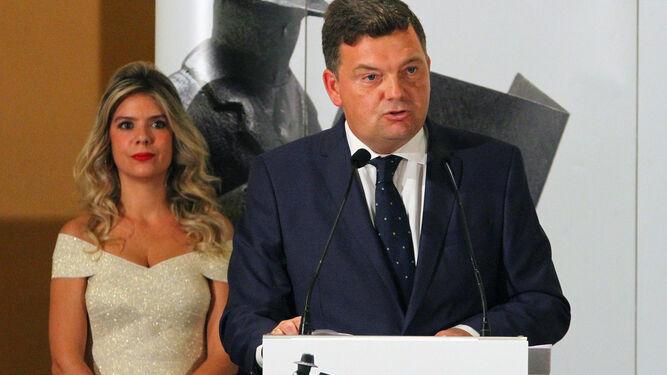 El director de 'Huelva Información', Luis Pérez-Bustamante.