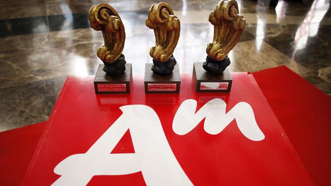 Conjunto de premios.