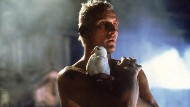 Rutger Hauer como Roy Batty en 'Blade Runner'.
