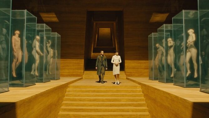 Una escena de 'Blade Runner 2049', de Denis Villeneuve.