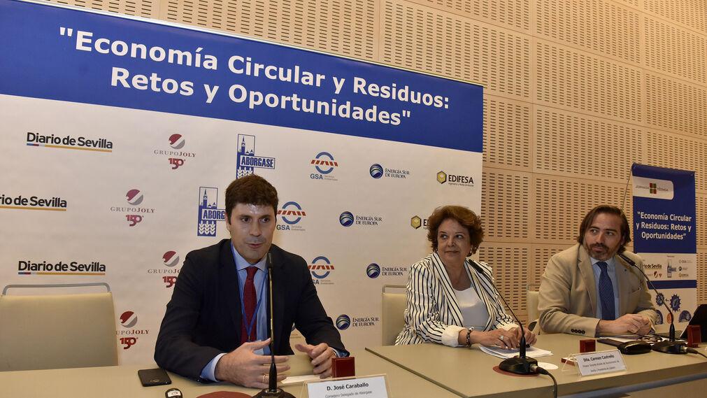 Jornada sobre economía circular y residuos
