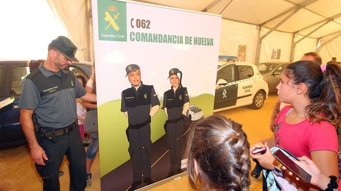 Todos con la Guardia Civil