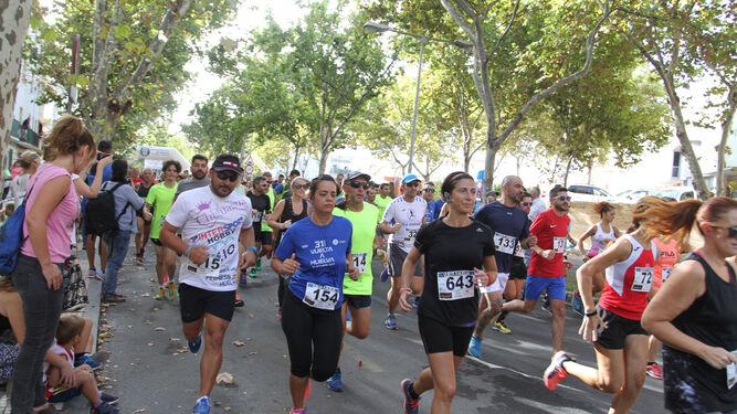 Una vuelta multitudinaria por Huelva
