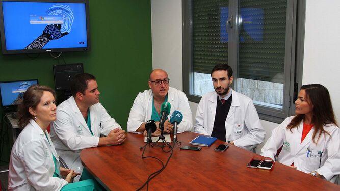 Cardiólogos del Juan Ramón y la del Doce de Octubre presentan los resultados.