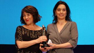 Imágenes de la gala de clausura del Festival de Cine Iberoamericano de Huelva.