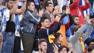 Imágenes de la victoria del Recreativo de Huelva ante el Marbellla