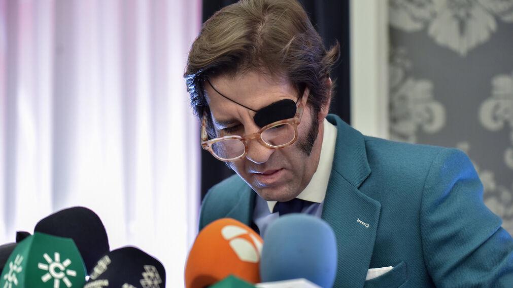 El anuncio de la retirada de Padilla, en imágenes