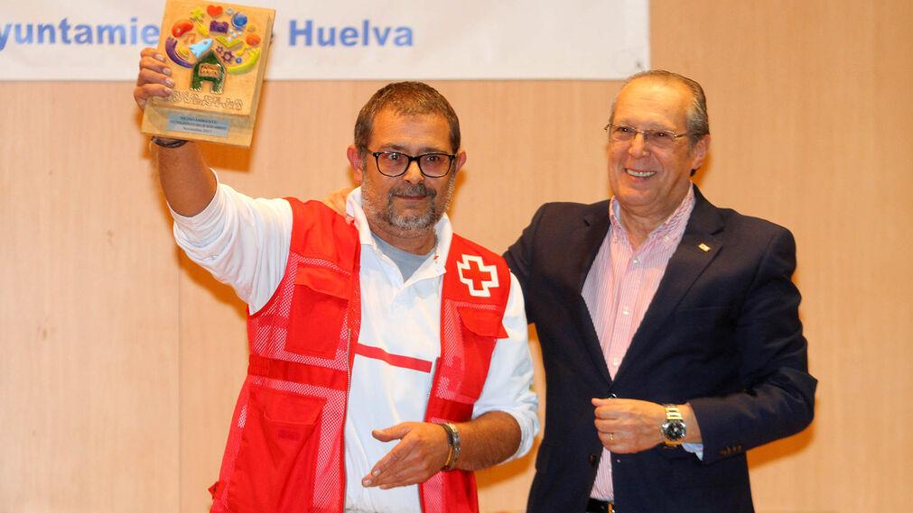 Imágenes de la entrega de premios otorgados por la Casa de la Juventud La Ruta.