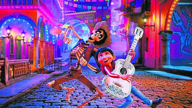 'COCO'Pixar viaja a México