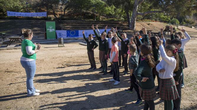 Edusiers, unidos por el parque