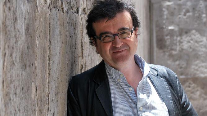El autor cacereño, en una fotografía reciente.