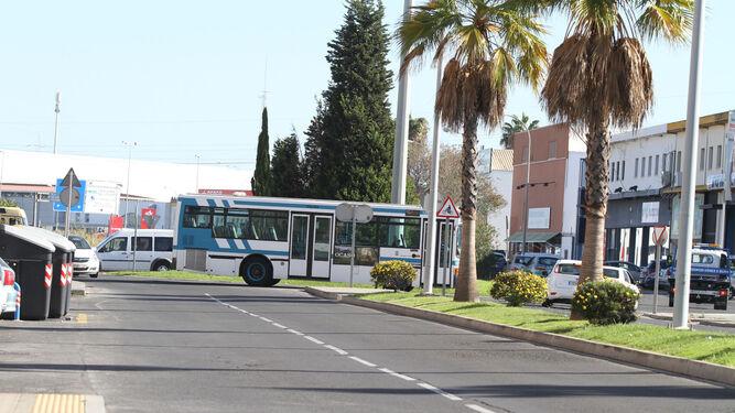 El recorrido de la línea 5 de Emtusa será modificado, tal y como exigían los vecinos.