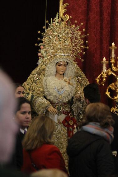 Besamanos de Nuestra Señora de la Esperanza