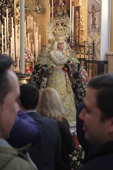 Besamanos de Nuestra Señora de la Victoria