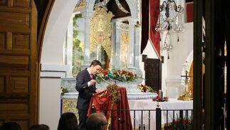 Imágenes de la Exaltación de la Navidad en la Hermandad del Rocío de Huelva, a cargo de Nacho Molina.