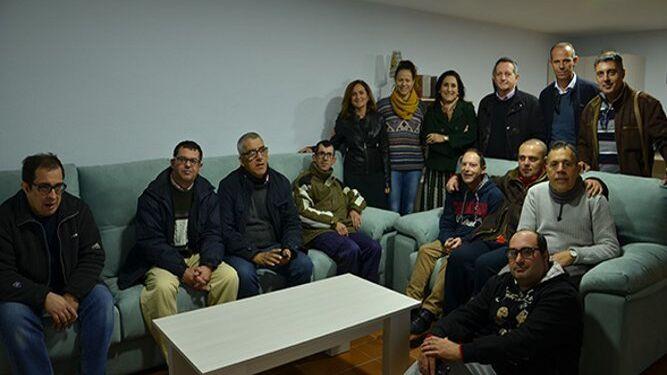 La Fundación Cepsa hace posible el 'Club de Ocio y Tiempo Libre' de ASPAPRONIAS