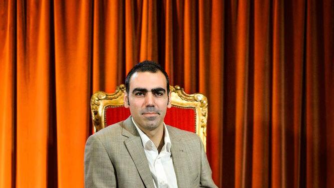 El cineasta almonteño nominado por segunda vez a los Goya.