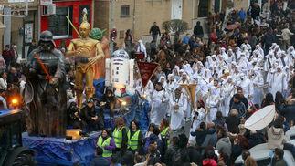 Mas imágenes de la Cabalgata de los Reyes Magos