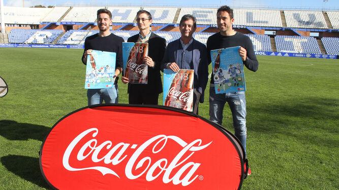 Coca Cola y el Recre, un año más juntos