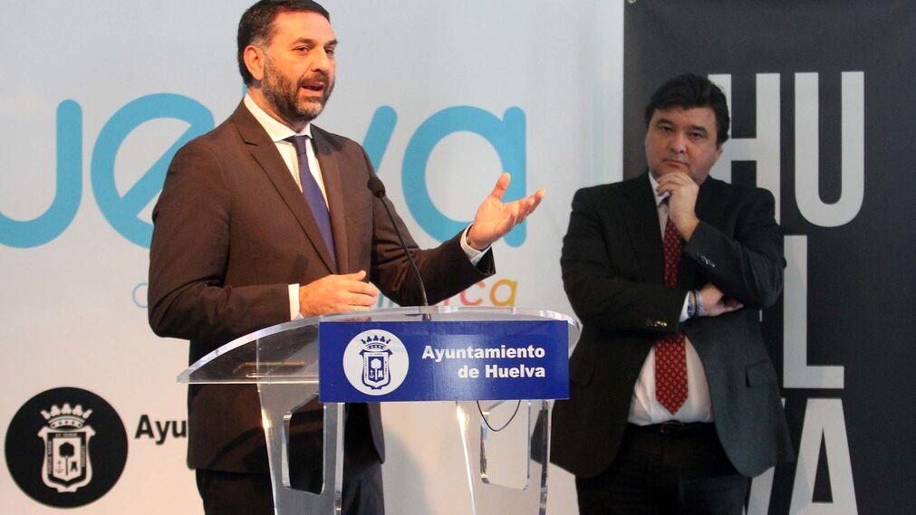 Imágenes de la presentación de la marca turística de Huelva.