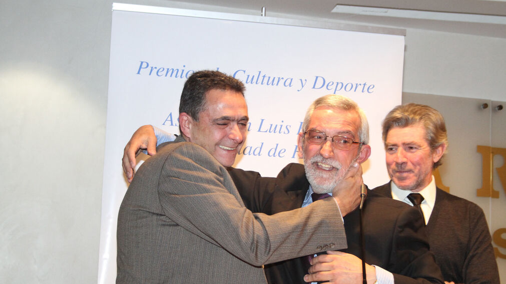 Premios de Cultura y Deporte de la Asociación Luis Felipe de la ciudad de Huelva