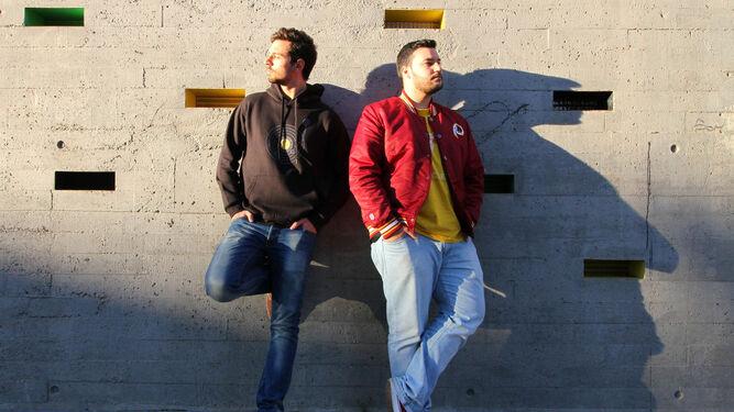 Fernando Romero 'Narrow' y Juan Antonio Estévez 'Seal' aportan savia nueva  con las letras de sus canciones.