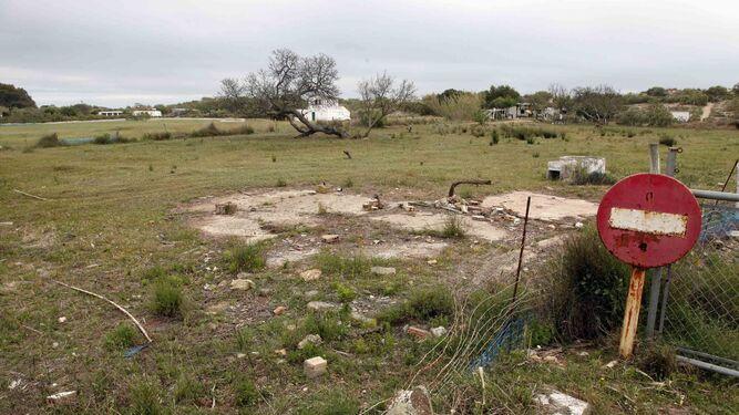 Terrenos de la venta La Era, afectados por el PGOU anulado.