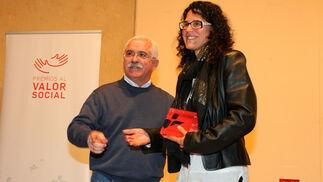 Imágenes de la entrega de los premios al Valor Social de la Fundación Cepsa