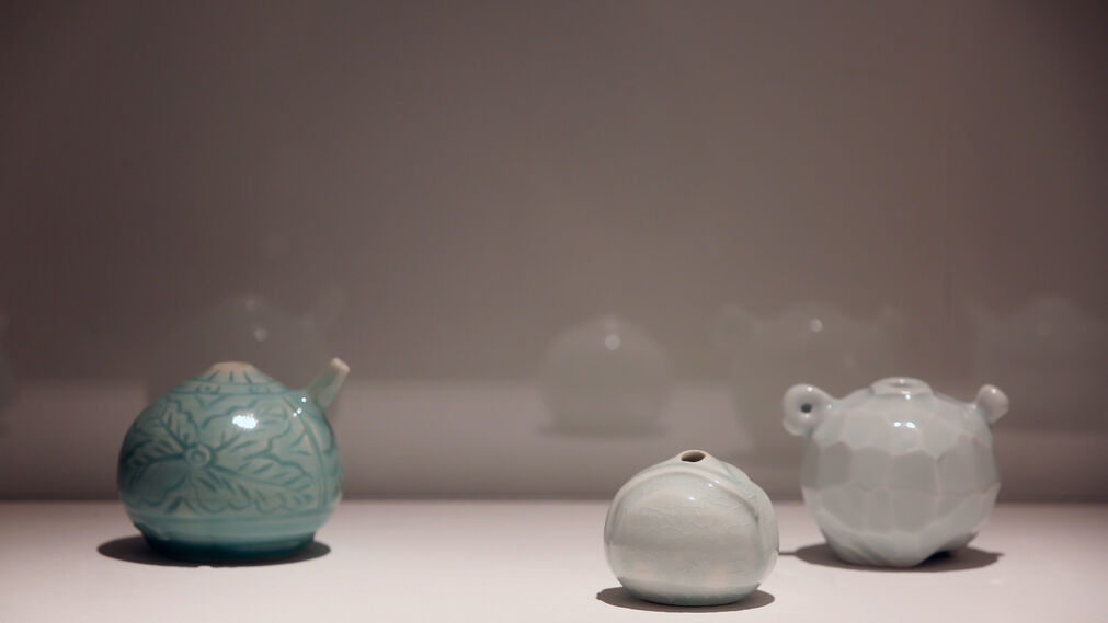 Imágenes de la Exposición en La Escuela de Arte León Ortega